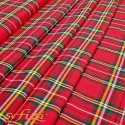Tessuto scozzese Kilt H 150cm