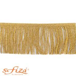 Frangia Tripolina cm 10 Oro Lurex