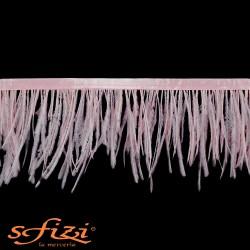 Feather fringe 15 cm