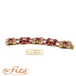 Bracciale Placcato Oro con Perle De Liguoro
