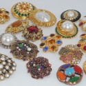 Jewel Buttons
